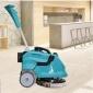 T15手推式洗地�C 安全�h保工�I用地面清洗�O�� 特沃斯��版洗地�C